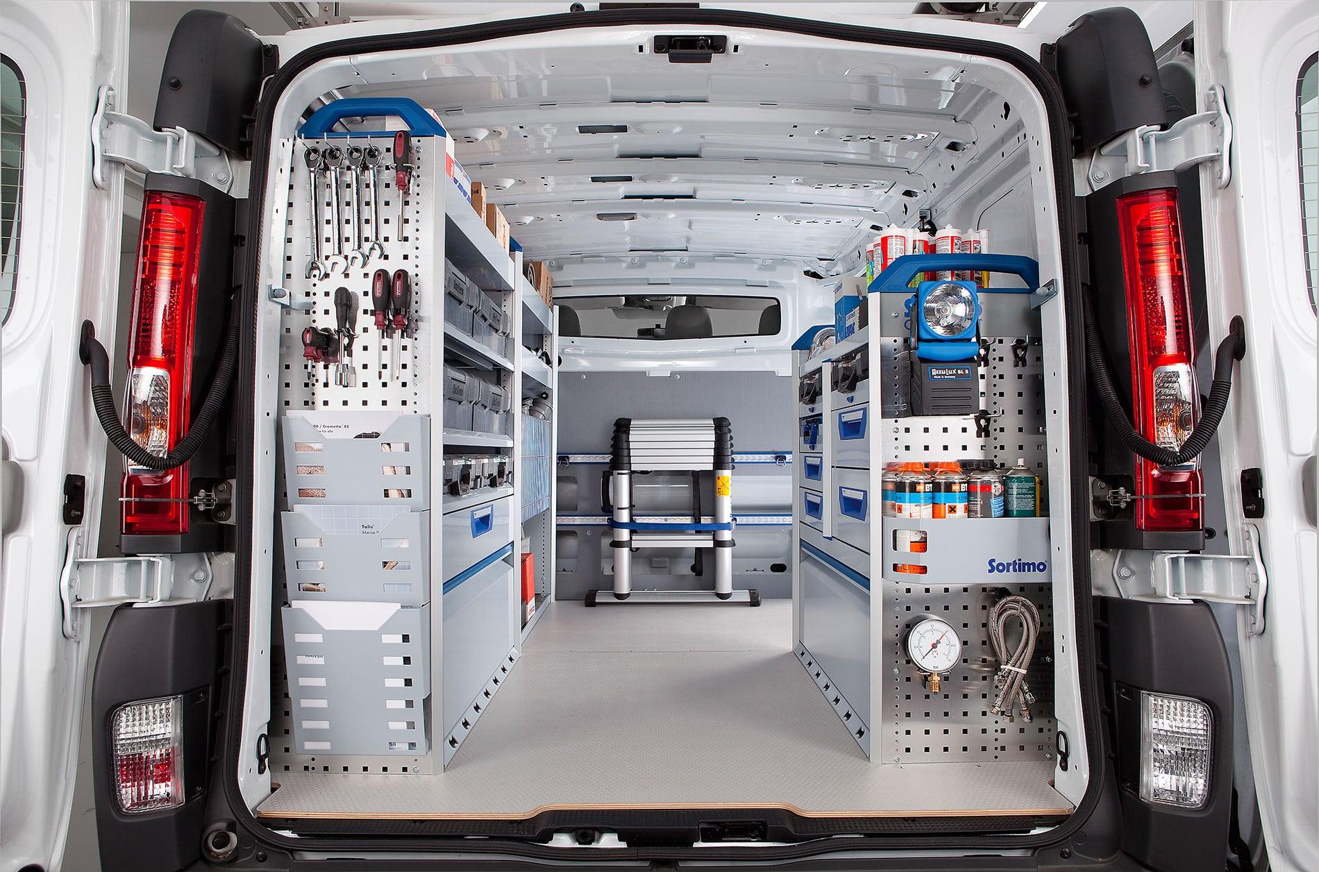 bilinnredning til firmabiler i oslo og omegn enjac. Black Bedroom Furniture Sets. Home Design Ideas
